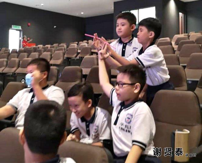谢贤泰 新山宽柔一小 成为团队领袖 Be A Team Leader 2020小领袖培训营 麻坡小学领袖培训 新山小学培训 A011