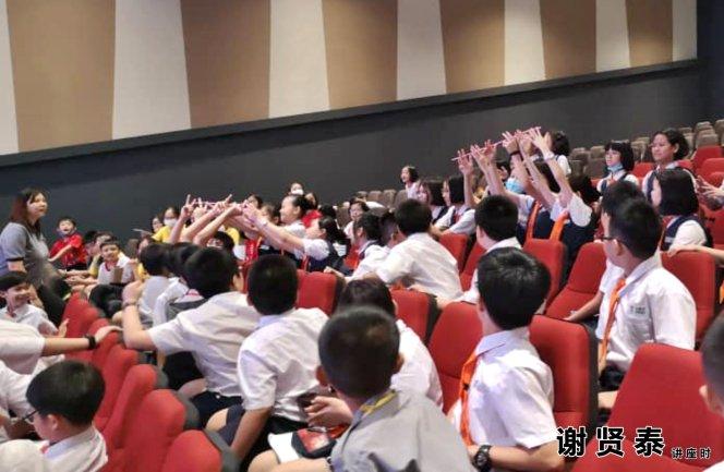 谢贤泰 新山宽柔一小 成为团队领袖 Be A Team Leader 2020小领袖培训营 麻坡小学领袖培训 新山小学培训 A014