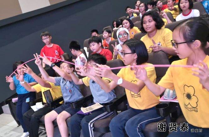 谢贤泰 新山宽柔一小 成为团队领袖 Be A Team Leader 2020小领袖培训营 麻坡小学领袖培训 新山小学培训 A015