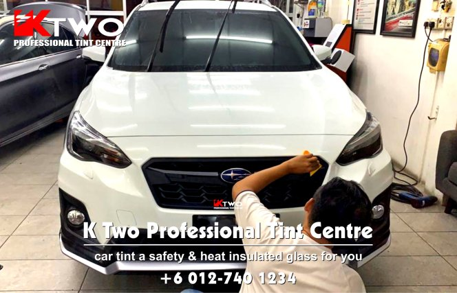 Batu Pahat Car Tint Batu Pahat Car Tinted Automotive Tinted Window Tinted K Two Professional Tint Centre Safety and Heat Insulated Glass B18