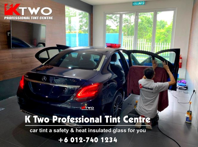 Batu Pahat Car Tint Batu Pahat Car Tinted Automotive Tinted Window Tinted K Two Professional Tint Centre Safety and Heat Insulated Glass B21