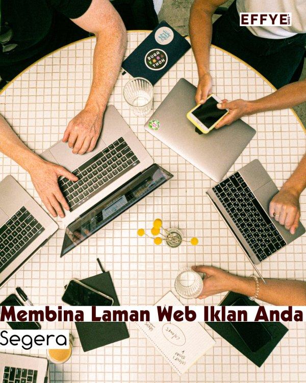 Effye Media Laman Web Iklan Malaysia Reka Bentuk Laman Web Malaysia Pendidikan Media Malaysia B01-19 Raymond Ong