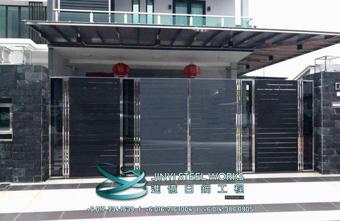 Jinyi Steel Works Pengilang Produk Besi dan Keluli Tahan Karat Menyesuaikan dan Memasangnya Untuk Anda Johor Melaka Negeri Sembilan Kuala Lumpur Selangor Pahang Batu Pahat Stainless Steel B20