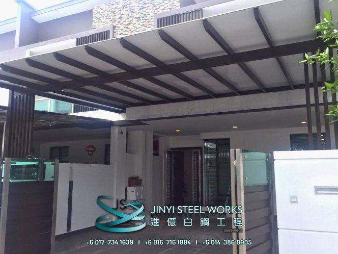 Jinyi Steel Works 铁与不锈钢产品制造商 为您定制钢铁产品与安装 柔佛 马六甲 森美兰 吉隆坡 雪兰莪 彭亨 峇株巴辖 不锈钢制造商 B05