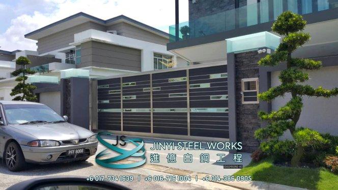 Jinyi Steel Works 铁与不锈钢产品制造商 为您定制钢铁产品与安装 柔佛 马六甲 森美兰 吉隆坡 雪兰莪 彭亨 峇株巴辖 不锈钢制造商 B14