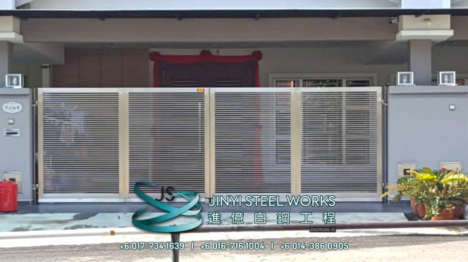 Jinyi Steel Works 铁与不锈钢产品制造商 为您定制钢铁产品与安装 柔佛 马六甲 森美兰 吉隆坡 雪兰莪 彭亨 峇株巴辖 不锈钢制造商 B16