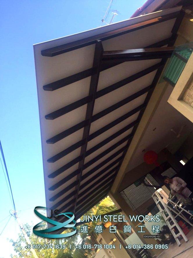 Jinyi Steel Works 铁与不锈钢产品制造商 为您定制钢铁产品与安装 柔佛 马六甲 森美兰 吉隆坡 雪兰莪 彭亨 峇株巴辖 不锈钢制造商 B24