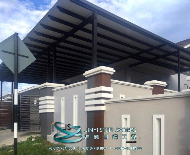 Jinyi Steel Works 铁与不锈钢产品制造商 为您定制钢铁产品与安装 柔佛 马六甲 森美兰 吉隆坡 雪兰莪 彭亨 峇株巴辖 不锈钢制造商 B25