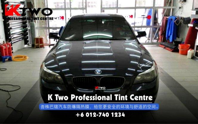 K Two Professional Tint Centre 汽车车镜防爆挡光纸 办公室玻璃窗户防爆隔热膜 B16