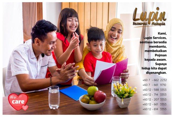 Pinjaman Johor Personal Loan Johor Loan Johor Bahru Loan Kulai Loan Senai Loan Skudai Lupin Resources Malaysia Syarikat Loan A01-01