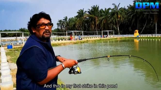 Kolam Memancing Simpang Sikon - Kolam Memancing Ikan Parit Raja Batu Pahat Johor Malaysia B15