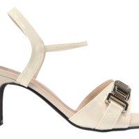 11Street Sales - Modern Fashion High Heels Shoes - YYM1767014 Beige Colour