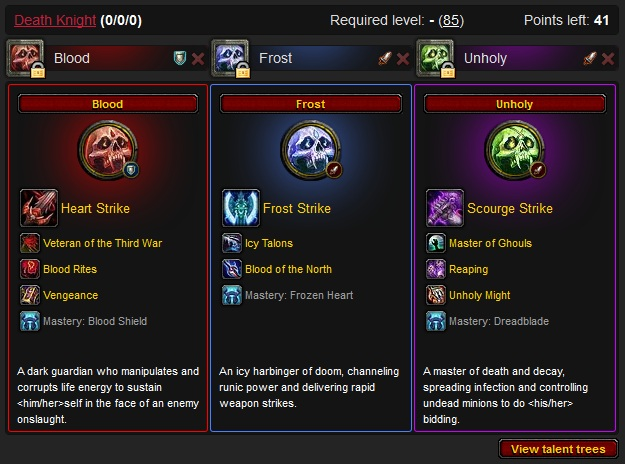The Blood DK Guide (WIP) (1/5)