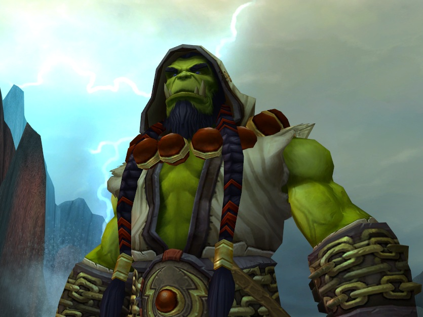 Azeroth's Next Top Plate Model (2/6)