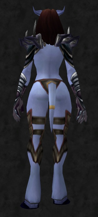 Azeroth's Next Top Plate Model (5/6)