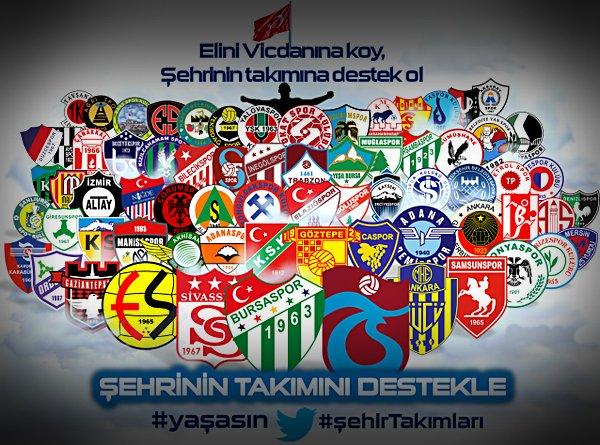 şehrinin takımını destekle, futbol, krallığa hayır