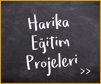 harika, eğitim projeleri, banner
