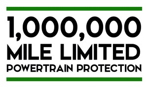 Million Mile Limited Powertrain Protection