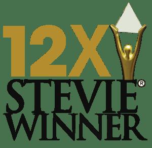 12X-Stevie-Winner