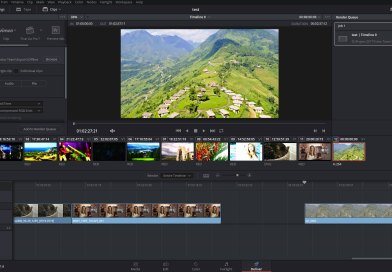 Hướng dẫn Export file Video trong Davinci Resolve