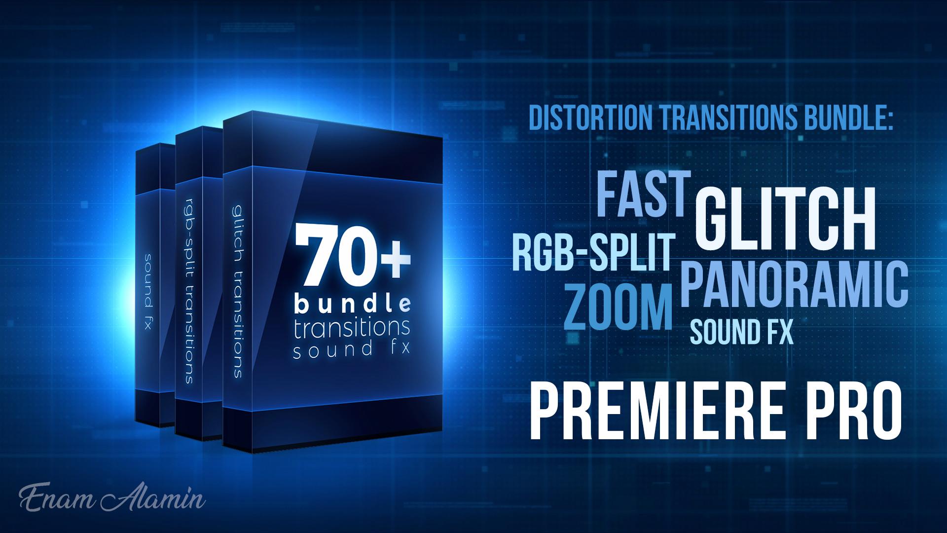 70 hiệu ứng chuyển cảnh đẹp trong Premiere Pro - EFILM VIET NAM