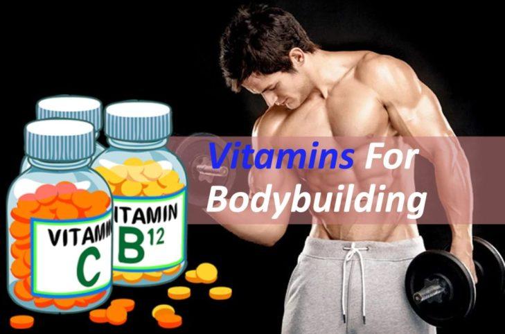 Vitamins For bodybuilding