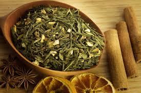 Τσάι πράσινο με κανέλα Κεϋλάνης
