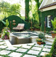 Irresistible Hot Tub Spa Designs for Your Backyard That Will Upgrade Your Home 10