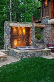 Irresistible Hot Tub Spa Designs for Your Backyard That Will Upgrade Your Home