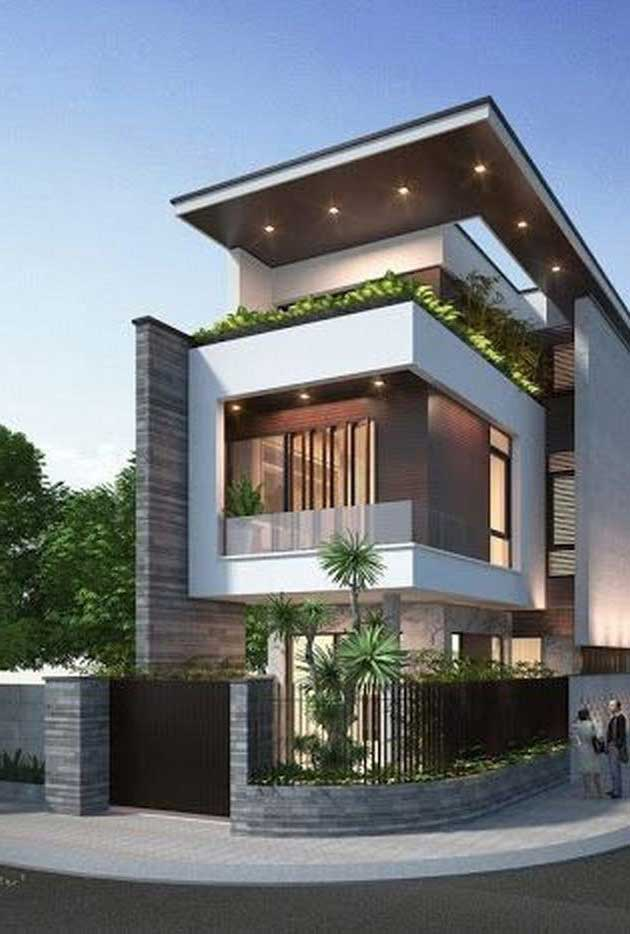 Most Popular Modern Dream House Exterior Design Ideas ...