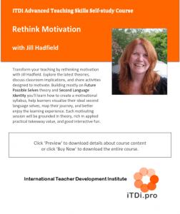 Rethink Motivation