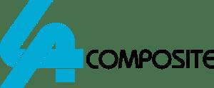 LA composite logo