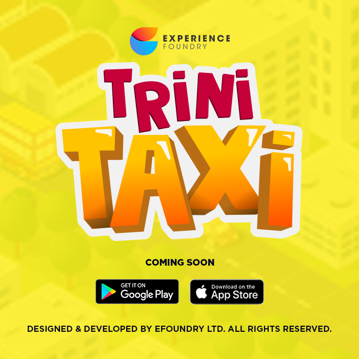 Trini Taxi Mobile Game Update