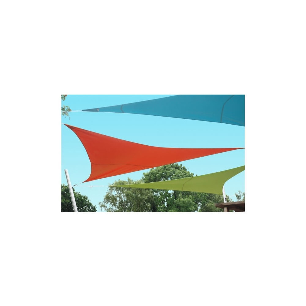 voile d ombrage triangle isocele