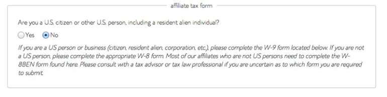 How-to-fill-out-Bluehost-tax-form
