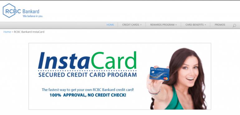 RCBC Credit Card