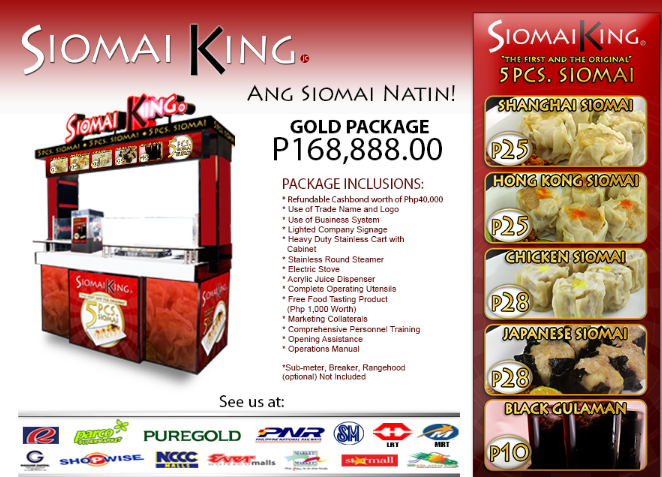siomai King