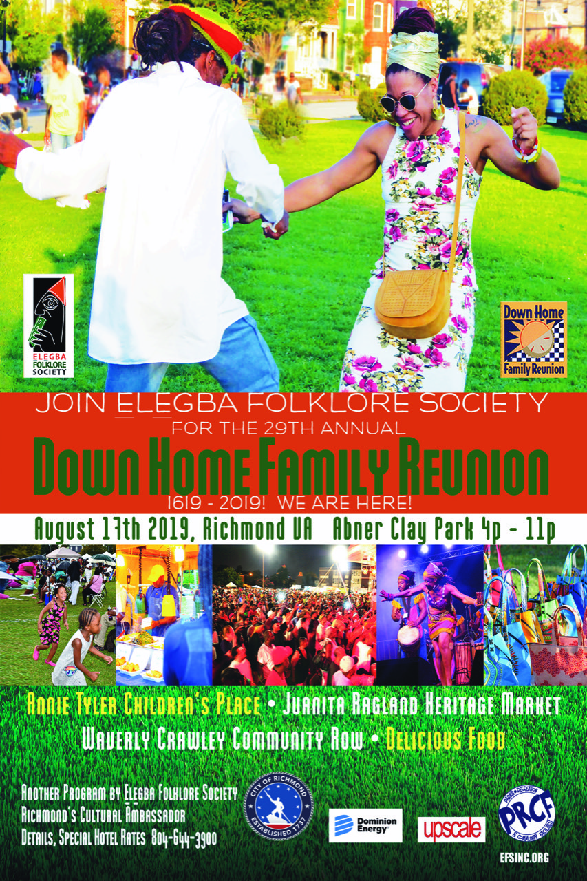 29th Annual Down Home Family Reunion, A Celebration of African