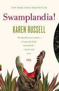 book cover: swamplandia