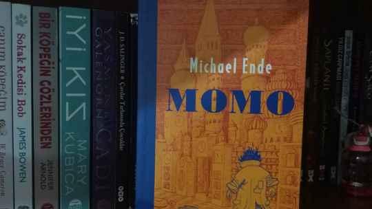 MOMO KİTAP YORUMU | MICHAEL ENDE
