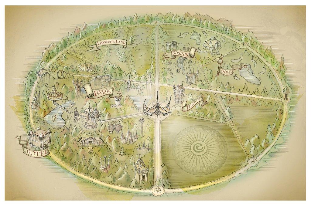 Uitgelicht: Masterplan Wereld van de Efteling 2030
