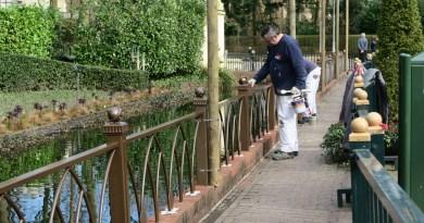 Efteling knapt Pardoes Promenade op voor opening symbolica