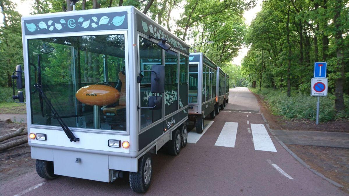 Dit is het nieuwe treintje naar Bosrijk en Loonsche Land