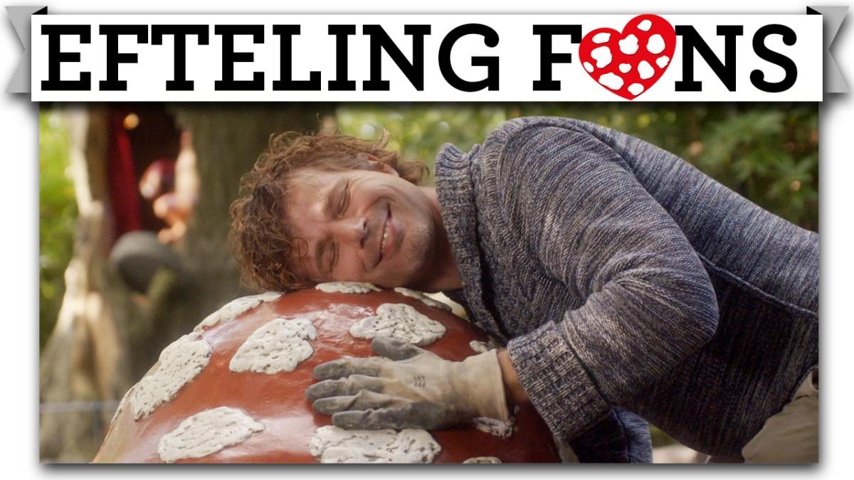 """Nieuwe Efteling YouTube serie """"Efteling fans"""""""