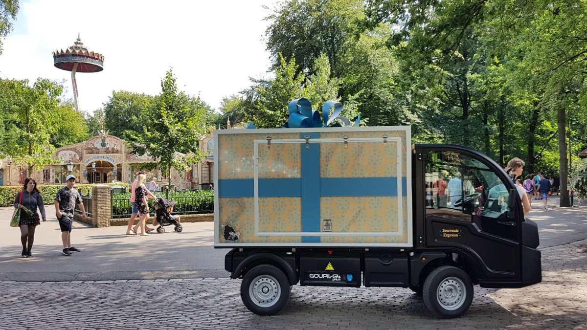 Nieuwe Souvenir Express: een rijdend cadeautje