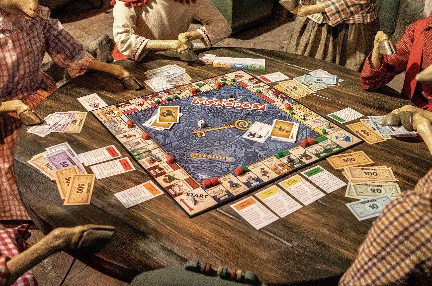 Efteling komt met eigen Monopoly spel