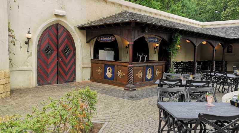 Nieuw: bar 'de Gevulde Kelk' bij Polles Keuken