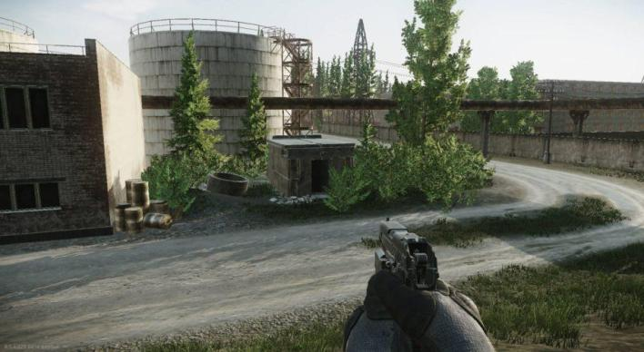 Escape from Tarkov Таможня