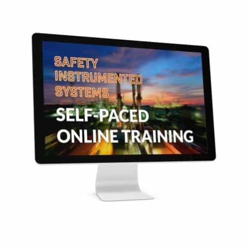 safety instrumented systems online self-paced e-Learning course by eFunctionalSafety