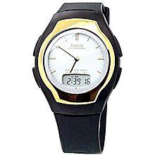 AW-E10G-7E Resin Watch - for Women - Black